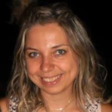 Irina felhasználói profilja