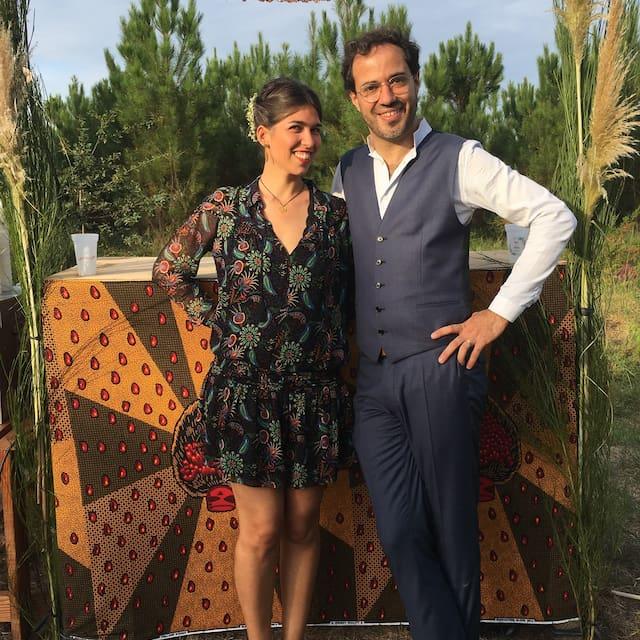 Profil utilisateur de Francesca & Matthieu