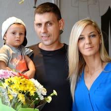 Nadia & Taras Brugerprofil