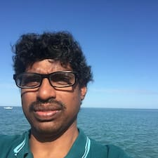 Gebruikersprofiel Srinivas