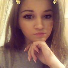 Valeriya felhasználói profilja