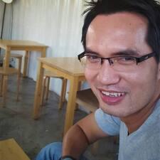 Profil utilisateur de Pongsak