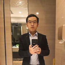 中落日 felhasználói profilja
