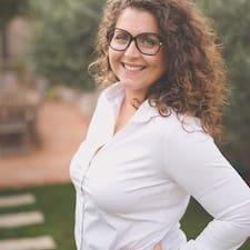 Marie-Amandine felhasználói profilja