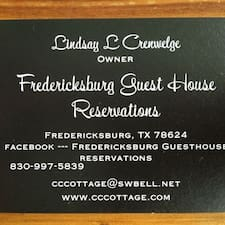 Profil utilisateur de Fredericksburg Guest House