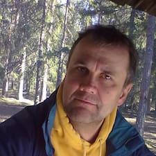 Jüri User Profile