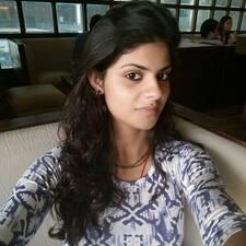 Profil utilisateur de Sakshi