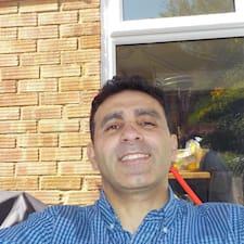 Antonies User Profile