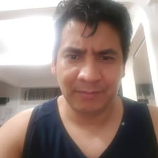 Amadeo felhasználói profilja