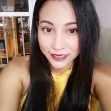 Yesica Paola felhasználói profilja