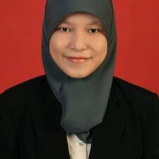 โพรไฟล์ผู้ใช้ Aisyah