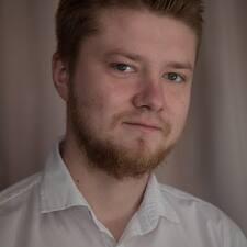 Användarprofil för Michal