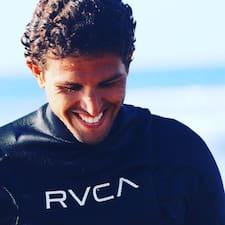 Profil korisnika Surfline