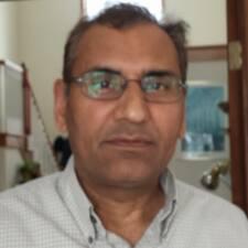 Akhilesh felhasználói profilja