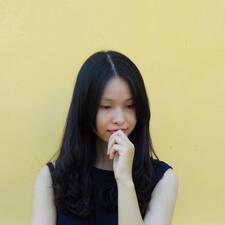 Perfil do usuário de Linh