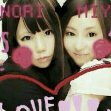 โพรไฟล์ผู้ใช้ Miyabi