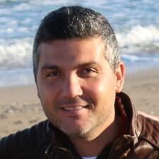 Mihai felhasználói profilja