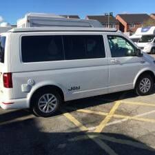 Gebruikersprofiel VW Campervan Hires