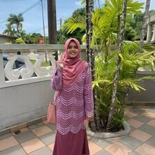 Syahirah Kullanıcı Profili
