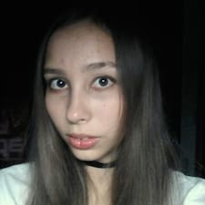 Вика felhasználói profilja
