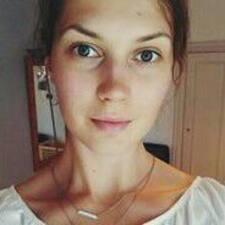 Profil utilisateur de Elli