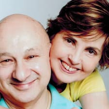 Profil korisnika Claudia & Mauricio