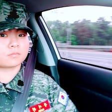 Профиль пользователя Ji Won