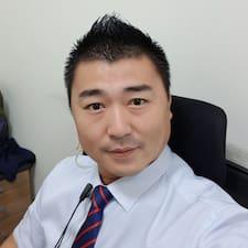 Профиль пользователя 준석