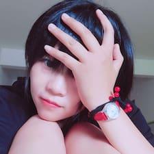 影沐 User Profile