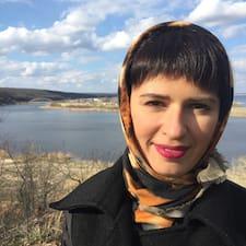 Profil korisnika Анастасия