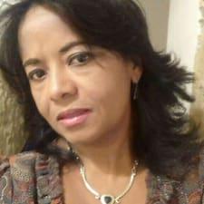 Henkilön Rosandra Arelis käyttäjäprofiili