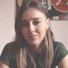 Profil utilisateur de Romina