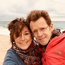 Marie-Catherine & Yves felhasználói profilja