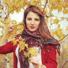 Profil korisnika Дарья