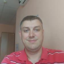 Profil utilisateur de Borys