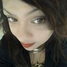 Nutzerprofil von Monisha