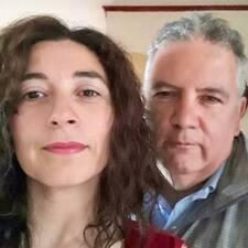 Gebruikersprofiel Marisol Y Andres