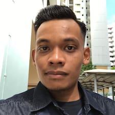 Profil utilisateur de Muhd Suhaimi