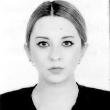 Profilo utente di Margarita Aimee