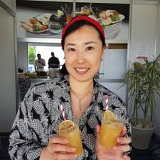 Akiko User Profile