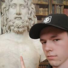 Gebruikersprofiel Roman