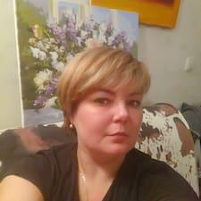 Nutzerprofil von Полина