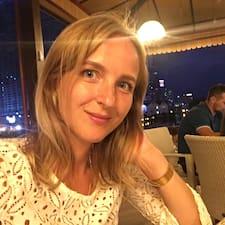 Profil utilisateur de Виолетта