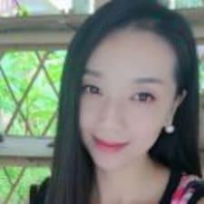 丽媛 felhasználói profilja