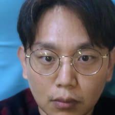 Perfil do utilizador de 희석