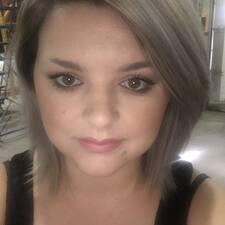 Loreley felhasználói profilja