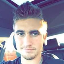 Mikel felhasználói profilja