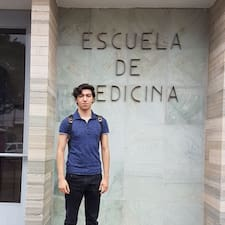 Nutzerprofil von Óscar
