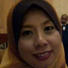 Nurazlina felhasználói profilja