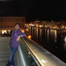 Divya Prakash User Profile